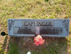 Walter G Caplinger