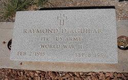 Raymond D Aguilar