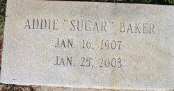 Addie Sugar Baker