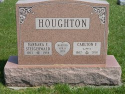 Barbara E <i>Steigerwald</i> Houghton