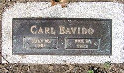 Carl Bavido