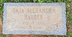 Daja Alexandra Barber