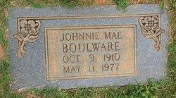 Johnnie Mae Boulware