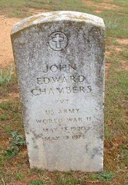 John Edward Chambers