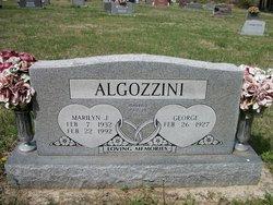 Marilyn J. <i>Schaller</i> Algozzini