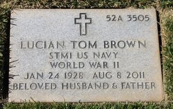 Lucian Tom Brown