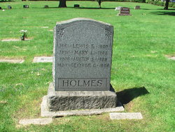 Mary <i>Smith</i> Holmes