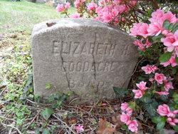 Elizabeth <i>Halmon</i> Goodacre