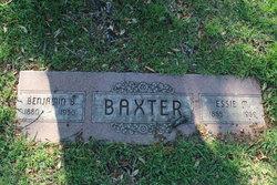 Essie <i>Mitchell</i> Baxter