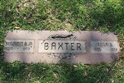 Benjamin B Baxter, Jr