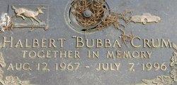 Halbert Bubba Crum