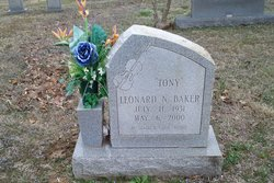 Leonard N. Tony Baker