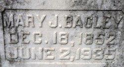 Mary Jane <i>Brooks</i> Bagley