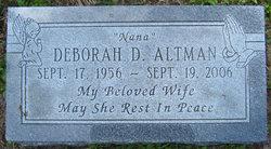 Deborah Nana <i>Davis</i> Altman