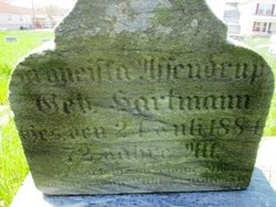 Francisca <i>Hartmann</i> Assendrup