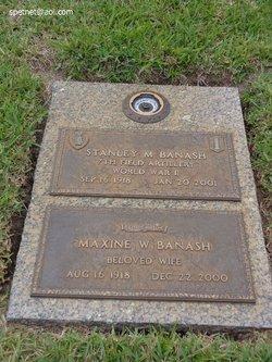 Maxine W Banash