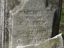 Margaret T Brew