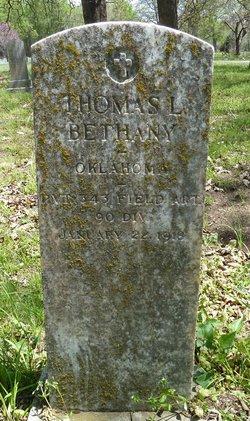 Thomas L. Bethany
