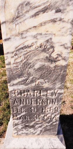 Charley Anderson