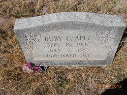Ruby C Apel
