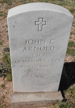 John C Arnold, Sr