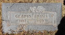 Gladys Adams