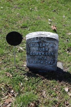 Albert H. Rush