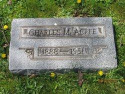 Charles M Acree