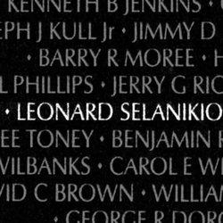 Capt Leonard Selanikio