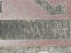 Bertha Mae <i>Murray</i> Egli-Grabner