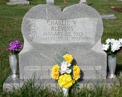 Charlie W Blevins