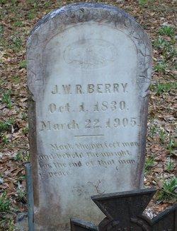 John William Richard JWR Berry
