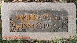 Mary Kramer <i>Malone</i> Bell