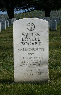 Walter Lovell Bogart