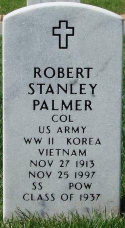 Col Robert Stanley Palmer