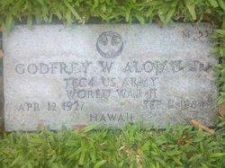 Godfrey W Aloiau, Jr