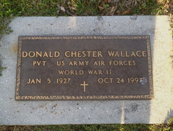 Donald Chester Wallace
