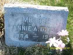 Annie Amanda <i>Mease</i> Dixon