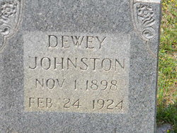 Dewey Johnston