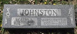 Marguerite <i>Martz</i> Johnston