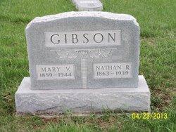 Nathan Rosencrans Gibson, Sr