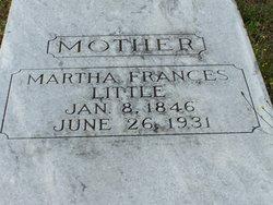 Martha Frances <i>Harman</i> Little