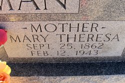 Mrs Mary Theresa Seideman