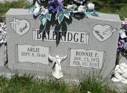 Bonnie F. <i>Douglas</i> Baldridge