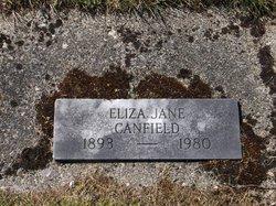 Eliza Jane <i>Mitchell</i> Canfield