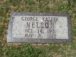 George Kasper Happy Nelson