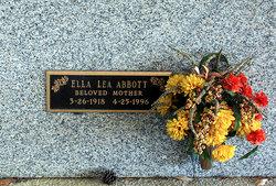 Ella Lea Abbott