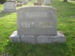 Lenora A. Nora <i>Wadlow</i> Claypool