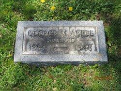 George Melvin Acree