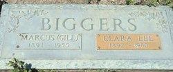Clara Lee <i>Gibson</i> Biggers